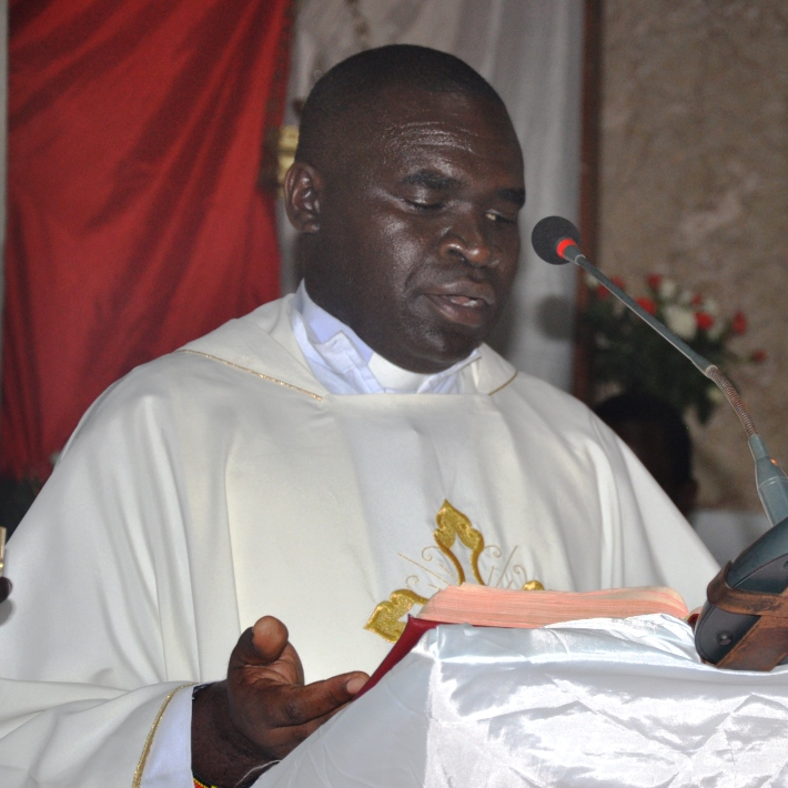 Rev. Fr. John Bosco Mubangizi- Assistant Parish Priest